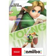 amiibo Super Smash Bros. Series Figure (Young Link) (Japan)