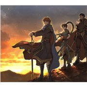 Fire Emblem: Fuuin No Tsurugi / Rekka No Ken - Original Soundtrack [Complete Edition] (Japan)