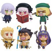 Learning with Manga! Fate/Grand Order Collectible Figures Episode 3 (Set of 6 pieces) (Japan)