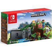 Nintendo Switch: Minecraft Set (Japan)