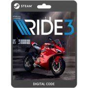 RIDE 3  steam (Region Free)