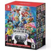 Super Smash Bros. Ultimate Special Bundle [Limited Edition] (US)