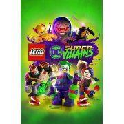 LEGO DC Super-Villains  steam (Region Free)