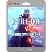 Battlefield V US (English/Spanish/French)  origin (Region Free)