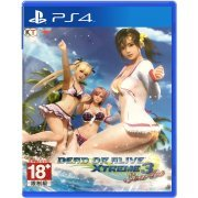 Dead or Alive Xtreme 3: Scarlet (Multi-Language) (Asia)