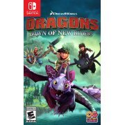 DreamWorks Dragons Dawn of New Riders (US)