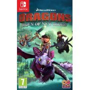 DreamWorks Dragons Dawn of New Riders (Europe)