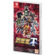 Super Robot Wars T (Multi-Language)[English Cover] (Asia)