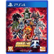Super Robot Wars T (Multi-Language) (Asia)