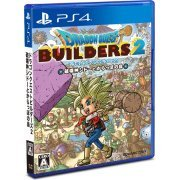 Dragon Quest Builders 2 (Chinese Subs) (Asia)