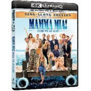 Mamma Mia! Here We Go Again (4K UHD+2D) (2-Disc) (Hong Kong)