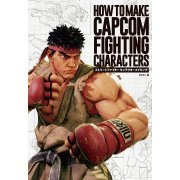 Street Fighter Character Making - How To Make Capcom Fighting Characters (Japan)