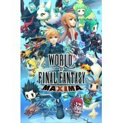 World of Final Fantasy Maxima (Multi-language) (Asia)