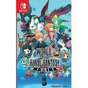 World of Final Fantasy Maxima (Multi-language) (Asia)