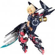 Megami Device 1/1 Scale Model Kit: SOL Strike Raptor (Japan)