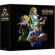The Legend Of Zelda Concert 2018 [2CD+Blu-ray Limited Edition] (Japan)