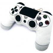 PlayStation Plush Pass Case: Dualshock (R) 4 White (Japan)