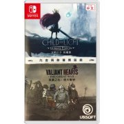 Child of Light: Ultimate Edition / Valiant Hearts: The Great War Double Pack (English & Chinese Subs) (Asia)
