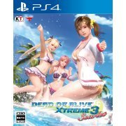 Dead or Alive Xtreme 3: Scarlet (Chinese Subs) (Asia)