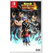 Super Dragon Ball Heroes: World Mission (English) (Asia)