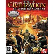 Sid Meier's Civilization IV - Beyond the Sword [DLC] (EU REGION ONLY)  steam digital (Europe)