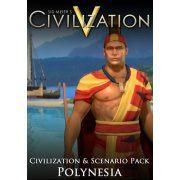 Sid Meier's Civilization V - Double Scenario Pack: Polynesia [DLC] (EU REGION ONLY)  steam digital (Europe)
