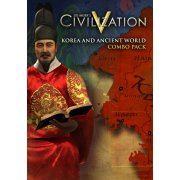 Sid Meier's Civilization V - Korea and Ancient World Combo Pack [DLC] (EU REGION ONLY)  steam digital (Europe)
