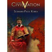 Sid Meier's Civilization V and Scenario Pack: Korea [DLC] (EU REGION ONLY)  steam digital (Europe)