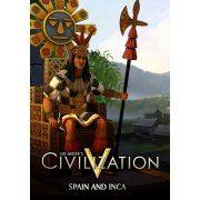 Sid Meier's Civlization V - Double Civilization and Scenario Pack: Spain and Inca [DLC] (EU REGION ONLY)  steam digital (Europe)