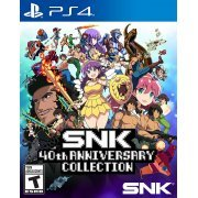 SNK 40th Anniversary Collection (US)