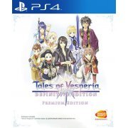 Tales of Vesperia: Remaster (10th Anniversary Edition) [Limited Edition] (English Subs) (Asia)