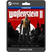 Wolfenstein II: The New Colossus [Deluxe Edition]  steam digital (Europe)