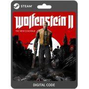 Wolfenstein II: The New Colossus (EU REGION ONLY)  steam digital (Europe)