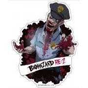 Capcom x B-Side Label Sticker: Resident Evil Re:2 Zombie (Japan)