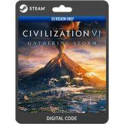 Civilization 6: Gathering Storm  steam digital (Europe)