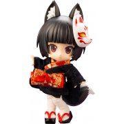 Cu-poche Friends: Black Fox (Japan)