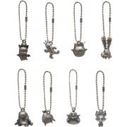Final Fantasy XIV Minion Metal Charm (Set of 8 pieces) (Japan)