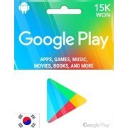 Google Play Gift Card (15000 Won) (Korea)