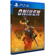 Oniken: Unstoppable Edition PLAY EXCLUSIVES (Asia)
