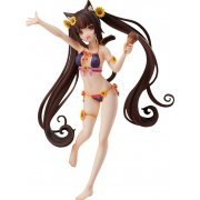Nekopara 1/12 Scale Pre-Painted Figure: Chocola Swimsuit Ver. (Japan)