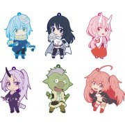 Nendoroid Plus That Time I Got Reincarnated as a Slime Trading Rubber Keychain (Set of 6 pieces) (Japan)