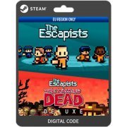 The Escapists: The Walking Dead [Deluxe Edition]  steam (Europe)