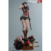 Resident Evil 1/4 Scale Statue: Zombie Crisis Huntress Claire Redfield (Asia)