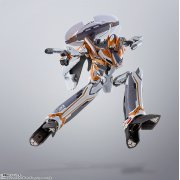 DX Chogokin Macross Delta: VF-31E Siegfried Chuck Mustang Custom (Japan)
