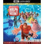 Ralph Breaks The Internet [4K Ultra HD Blu-ray] (US)