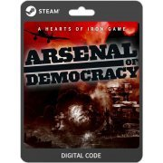 Arsenal of Democracy: A Hearts of Iron Game  steam (Region Free)