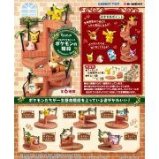 PokemonTsunagete Kawaii! Pokemon's Steps (Set of 6 pieces) (Japan)