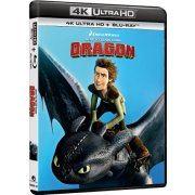 How To Train Your Dragon (4K UHD+2D) (2-Disc) (Hong Kong)
