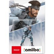 amiibo Super Smash Bros. Series Figure (Snake) (Japan)