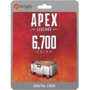 Apex Legends: 6700 Apex Coins  origin (Region Free)